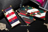 GUCCI ブランド iphoneX plusケース トランク型 アイフォン9カバー ペア アイフォン8/7ケース