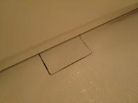 浴室の排水口もしっかり掃除を