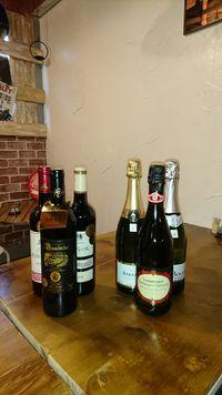 ワイン・スパークリングワイン入荷