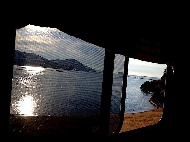 旅の途上(山口、広島)