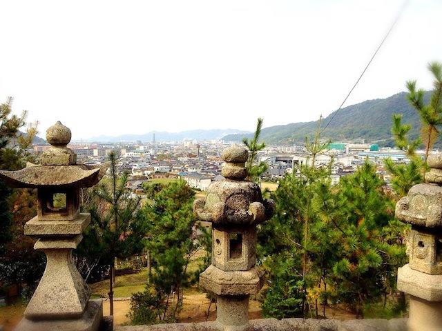旅の途上(岡山)