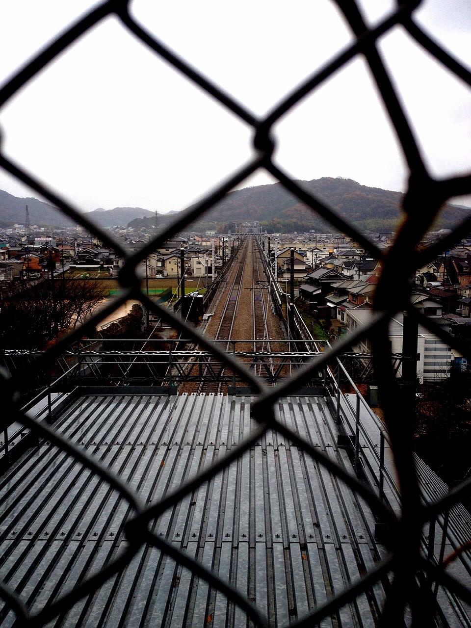 旅の途上(岡山から東へ)