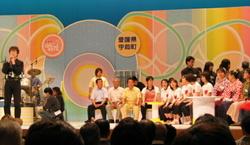 NHK「のど自慢」の舞台裏