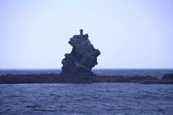 奇岩?珍百景?「ルイ14世岩」