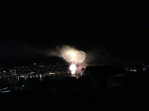 長崎とっとっと祭り2014 花火大会