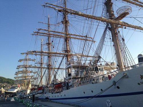 長崎帆船祭り2015
