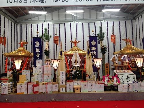 長崎くんち2015 お旅所での奇跡