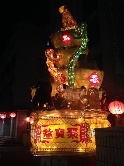 長崎ランタンフェスティバル2015