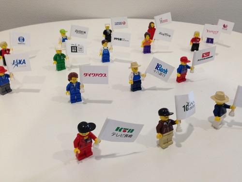 レゴブロック世界展