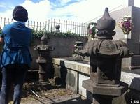 長崎のお墓参り