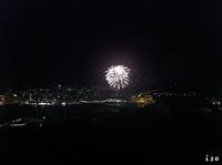 長崎「とっとっと祭り2012」花火大会