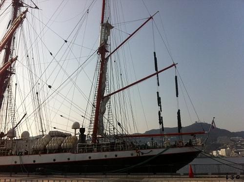 ロシア帆船