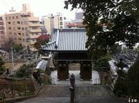 長崎のお寺 (大音寺)