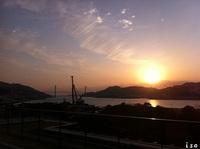 長崎県美術館屋上からの景色