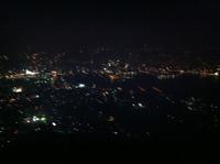 長崎稲佐山の夜景