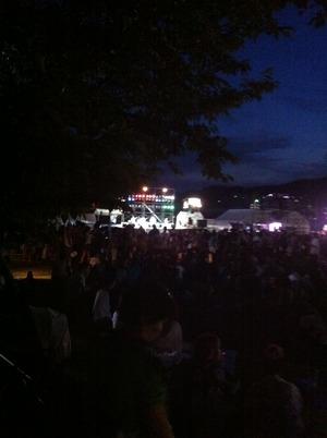 長崎みなとまつり2011 7/31二日目の花火!