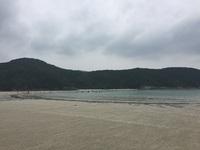 夏といえば、上五島のビーチに(笑)
