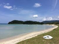 夏、蛤浜(はまぐりはま)