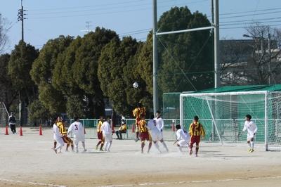 週末の事と県高校サッカー新人戦の話