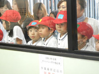幼稚園児の楽しい工場見学<最終話> カステラブログ