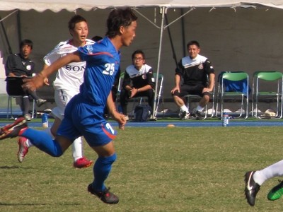 2011 JFL前期第3節 長崎vsSonyのこと