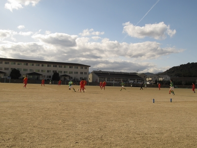 2011の県新人戦地区予選を観にいく