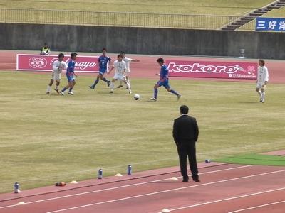 2012JFL第5節「長崎vs秋田」のこと