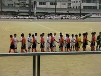 2012 長崎県高総体サッカー競技準決 2試合のこと