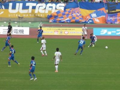 2012第12節 長崎vs琉球のこと