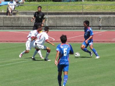 2012 長崎県選手権決勝戦のこと (前編)