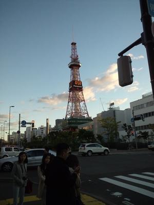 札幌での様子