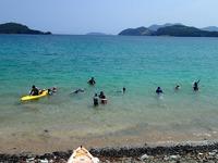 初めて担当した子ども島旅プログラムが無事に終了しました!
