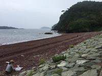 月イチ海岸清掃に参加@赤浜海岸