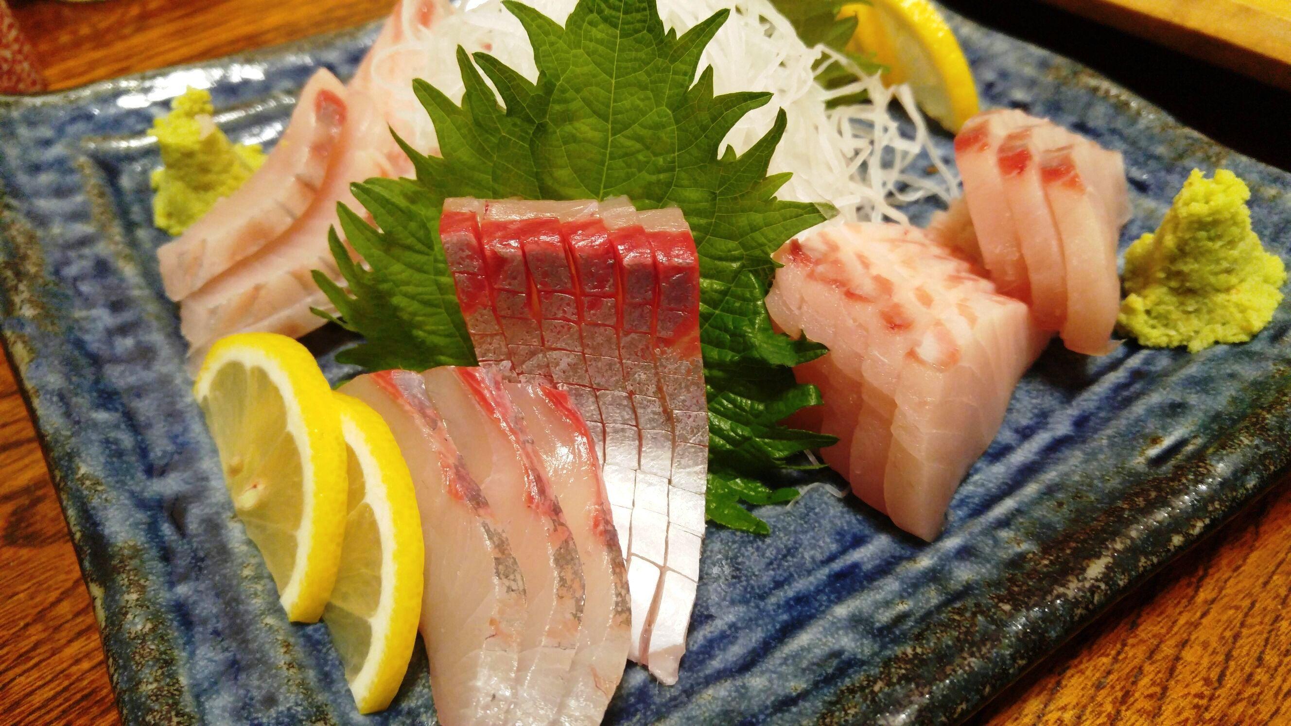 お寿司も食べられる!美味しい居酒屋さん@潮