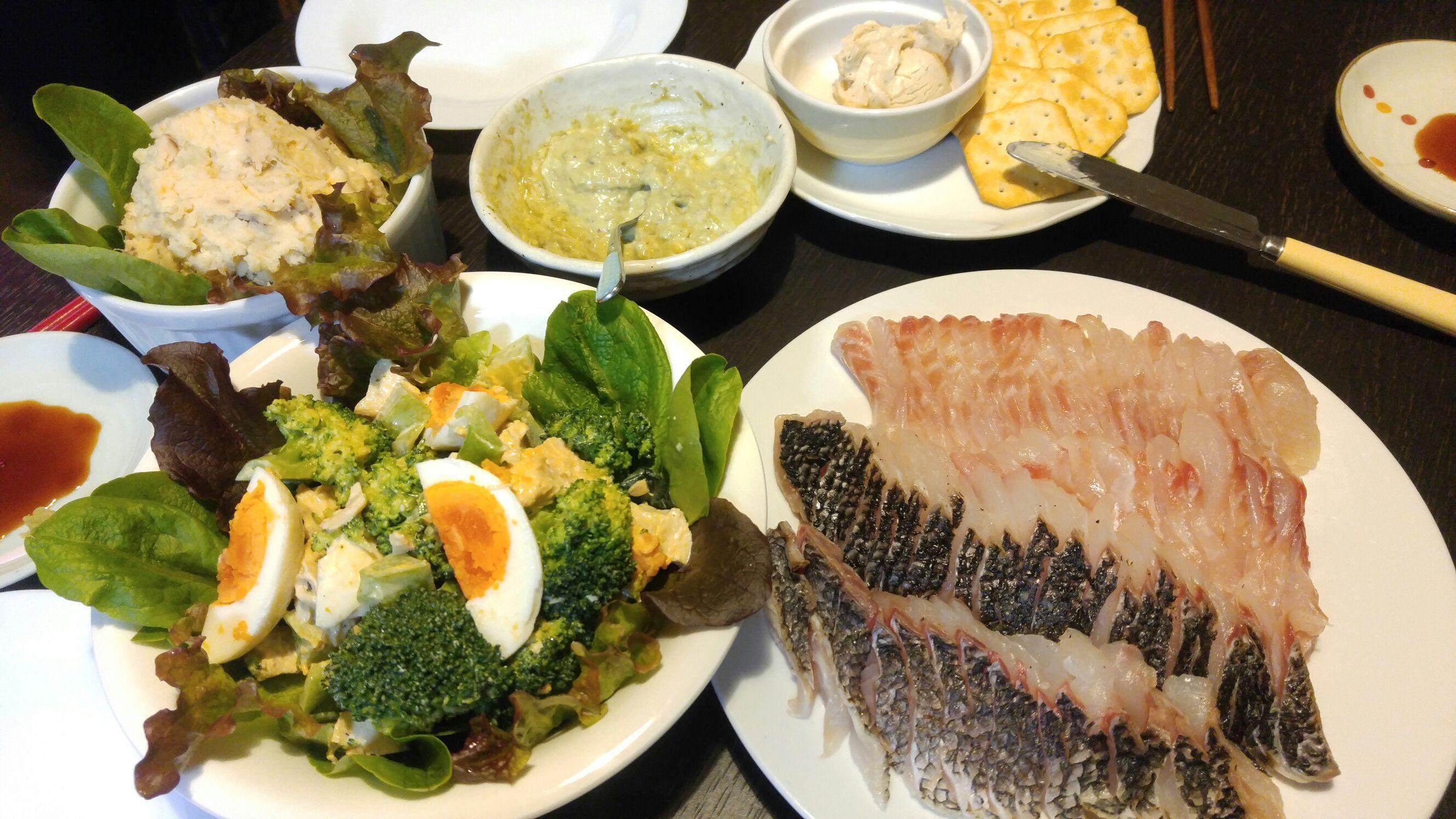 島の休日。海と魚と美味しい料理で乾杯!
