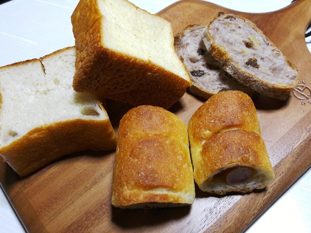 大好きなパンで贅沢モーニング!