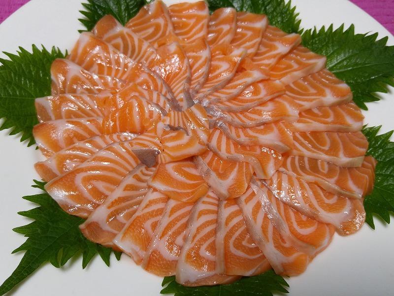 旬の貝をいただきました@小値賀島