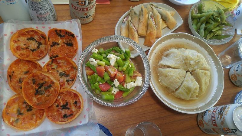 美味しい料理に楽しい女子との「島女子会」