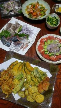 野菜も魚も自給自足の島らいふ!