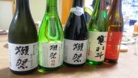 貴重な「とへ」×絶品日本酒で乾杯!!