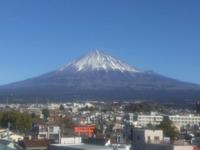 お正月は日本一の富士山の麓で乾杯!