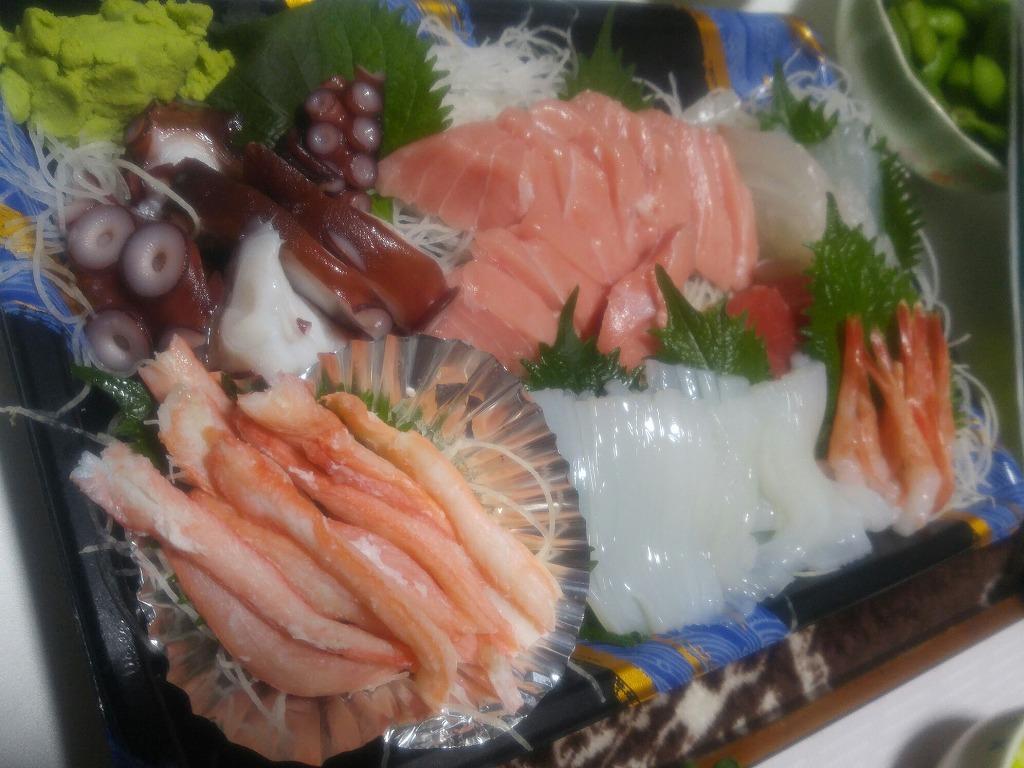 静岡でも魚さばきで大活躍?!(笑)