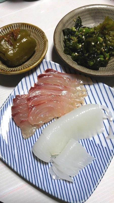 今日もいただきもので、ほぼ0円夕食!!