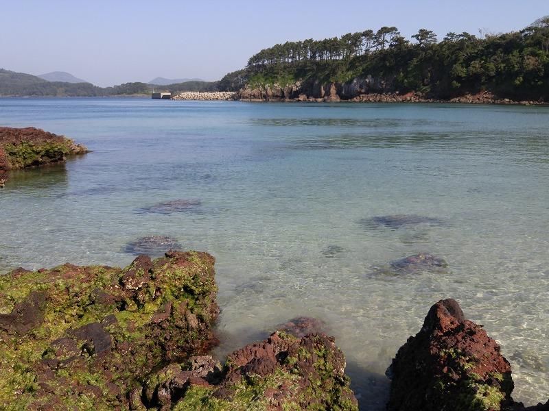 小値賀イチ!?綺麗な海水浴場【柿の浜海水浴場】!