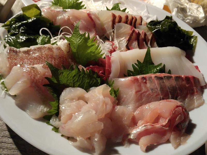 超豪華!!漁師さんたちと海鮮バーベキュー@小値賀