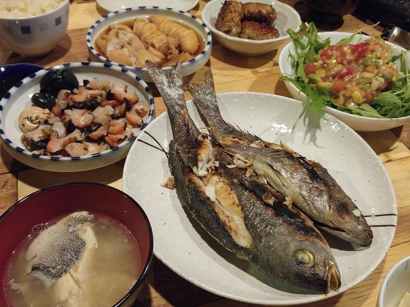 小値賀の旬の魚はウマイ!!