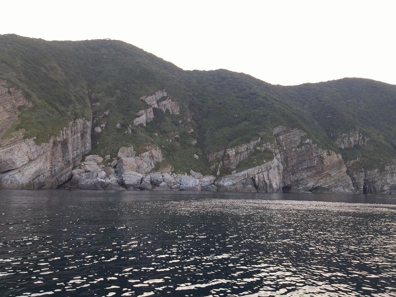 漁船でおぢかの島々を巡るクルーズ part2