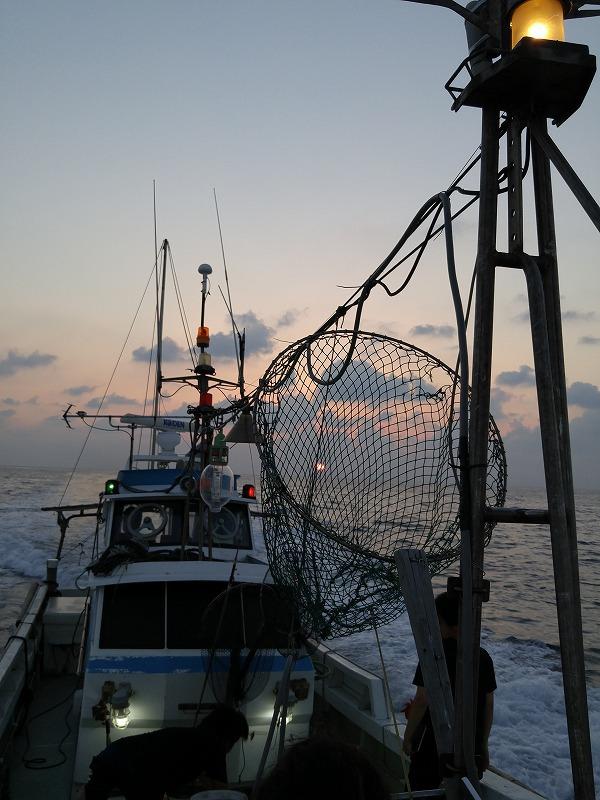 漁船で小値賀の島々を巡るクルーズ part3