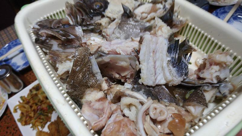 高級魚「アラ鍋」を楽しむ飲み会!!