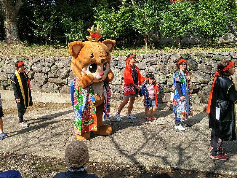 今日から小値賀の祭りのスタート!!